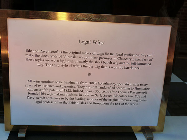 legal wigs