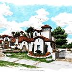 Hacienda la Encantada - Website Rendernings Traditional