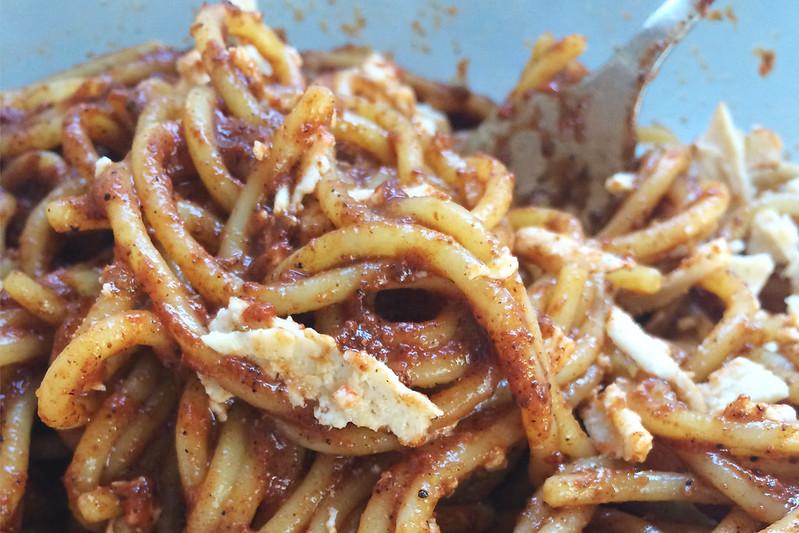 enchilada spaghetti 2