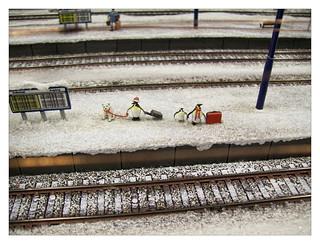 Hamburg - Miniatur Wunderland Hamburg - Kiruna Station