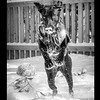 Wild Man on the loose! :dash::cyclone: ............................................................. @kathrynruiz challenged us to post a black and white picture of our choice - thanks for inviting us to participate!