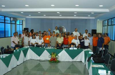 Plenária da CNTM em Praia Grande