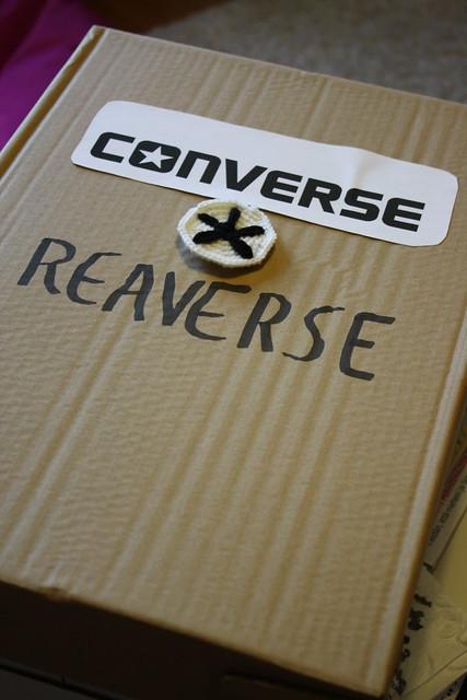 Converse paketti