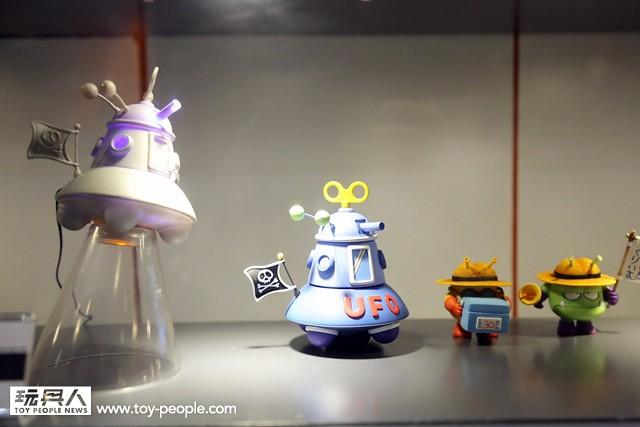 TOY SOUL 2014【野獸國玩具 & Kidslogic】E01-E08 攤位完整報導