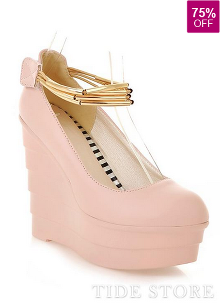http://www.tidestore.com/product/Comfortable-Round-Toe-Wedge-Heel-Pumps-Pink-White-Black-10919920.html