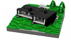 Hillside Villa (LDD Building Instructions)  by  O0ger