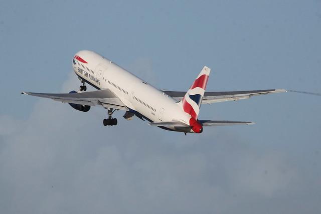 G-BNWD last take off.