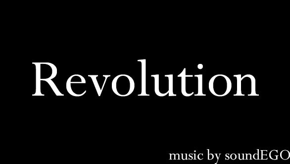 revolution song logo