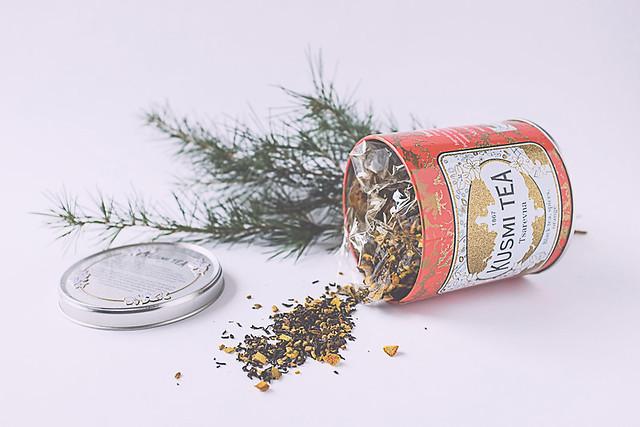 recette riz au lait au thé de Noël Tsarevna de Kusmi tea