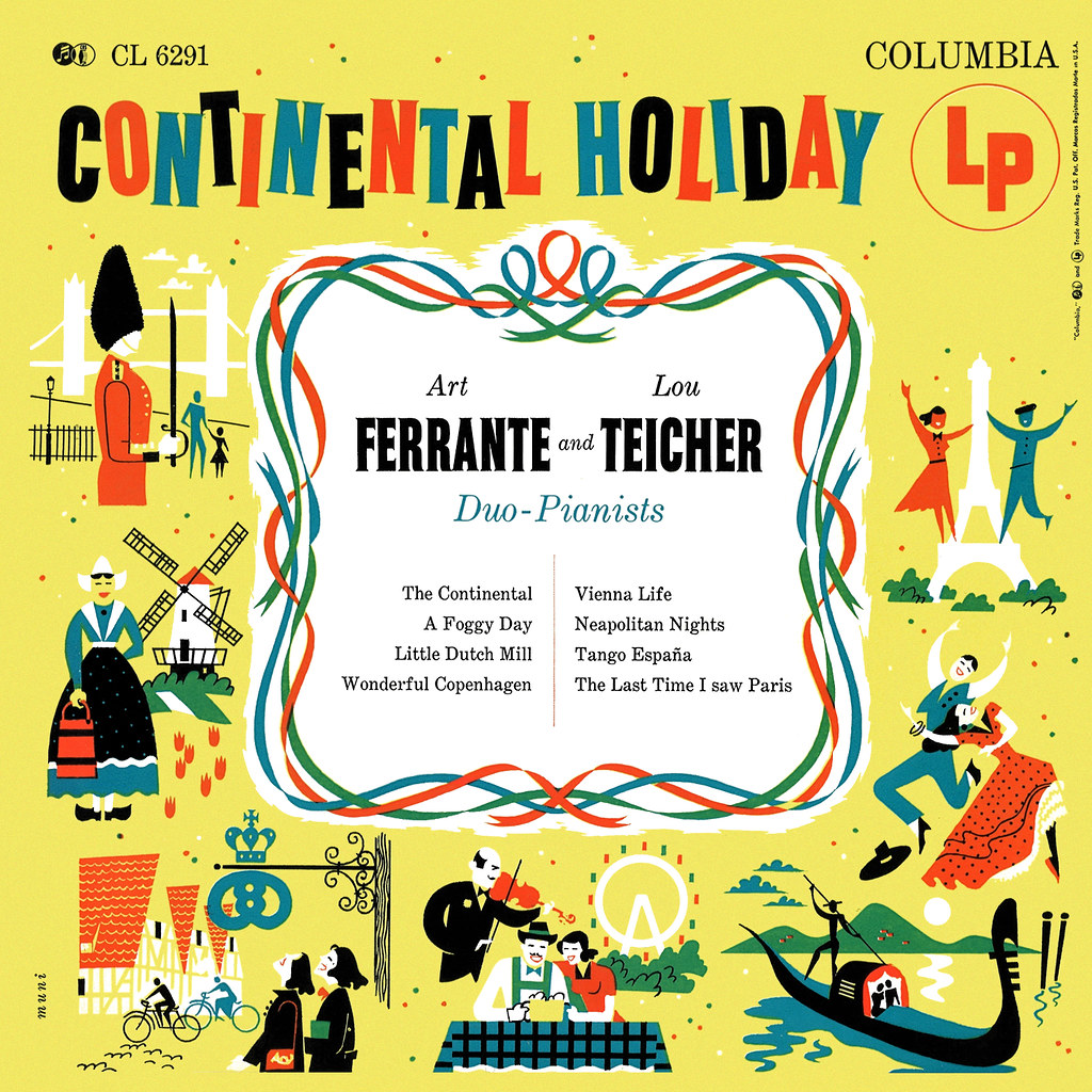 Ferrante & Teicher - Continental Holiday