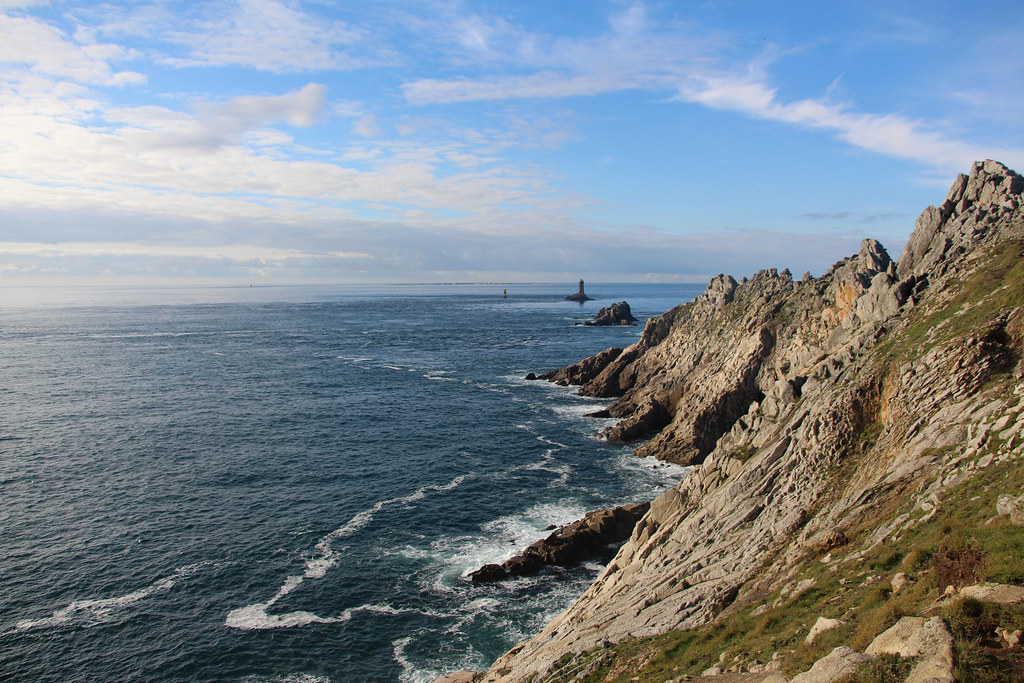 Pointe du Raz en Cap Sizun Grand Site de France