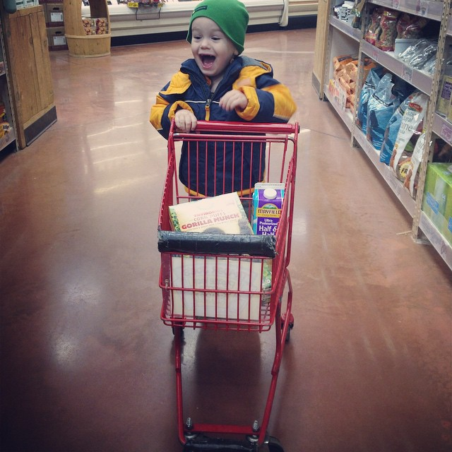 Excited #traderjoes shopper tonight.