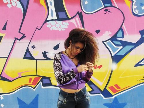 Pic in street / Foto na rua - Graffiti