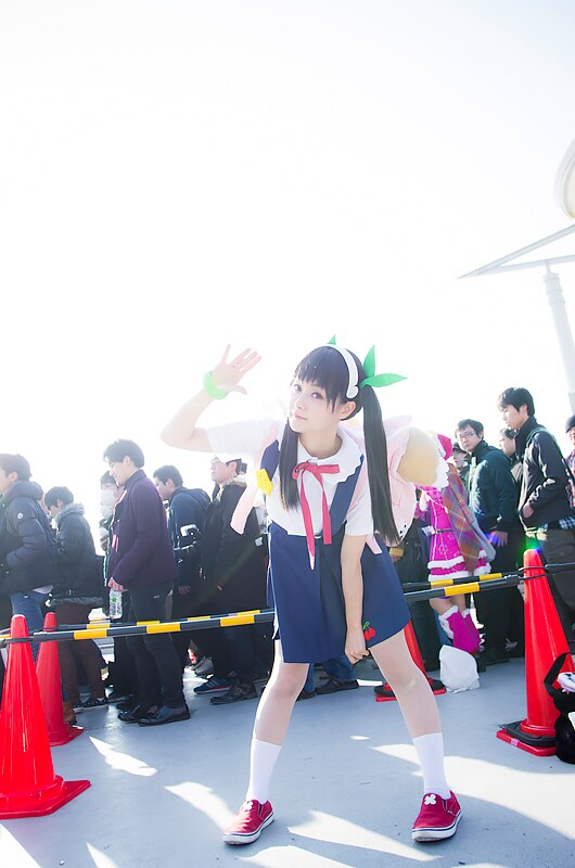 C87 Cosplayer's Photo