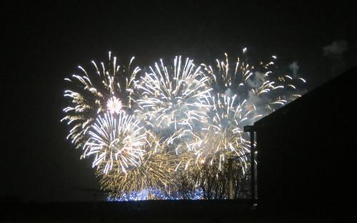 Fireworks in Bristol