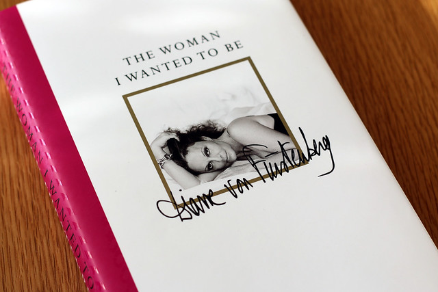 DVF The Woman I Wanted To Be book