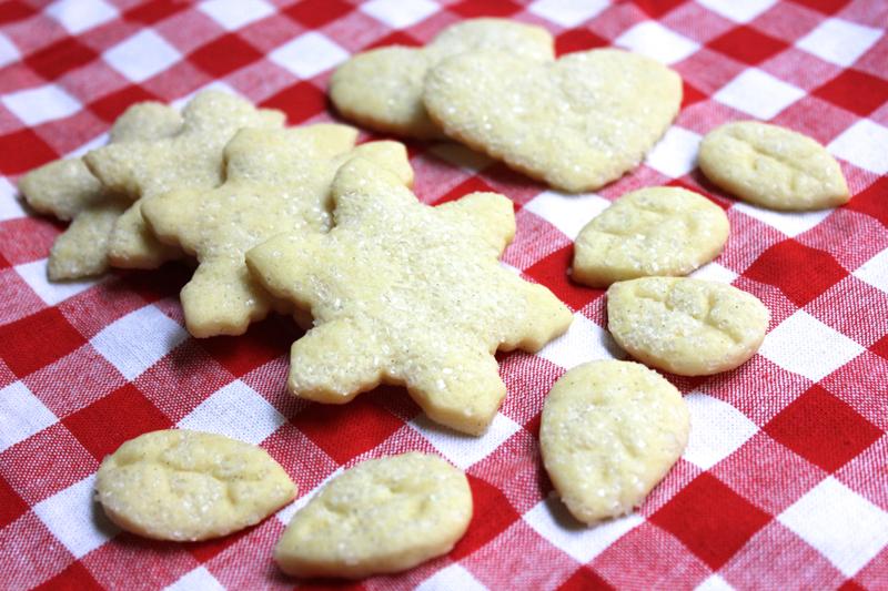 Sparkling Sugar Cookies