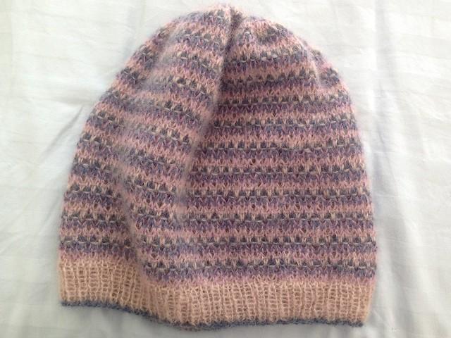 Wesley hat
