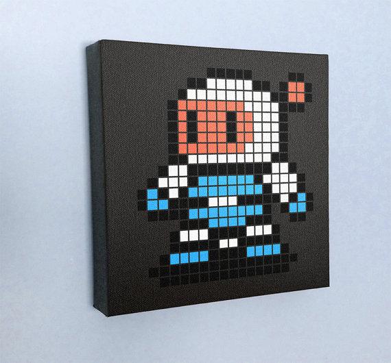 Acrílico Bomberman 02