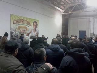 incontro protesta agricola