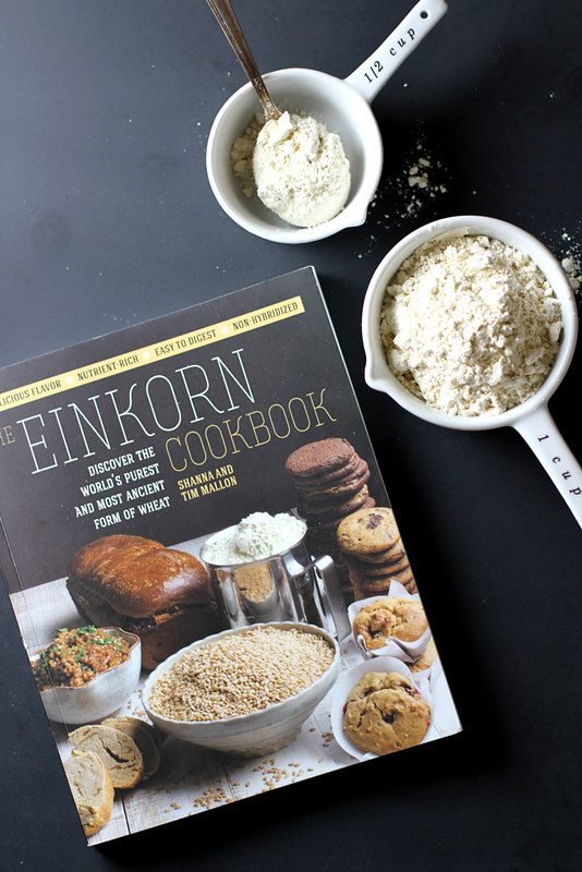 Thin and Crispy Einkorn Pizza Crust | girlversusdough.com @stephmwise