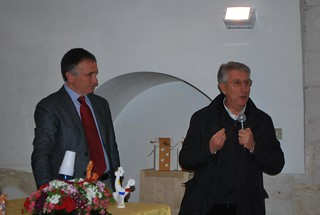 L'intervento del sindaco Coppi