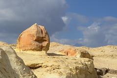 Mastaba with Sandstone Cap