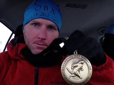 Groundhog Day medal