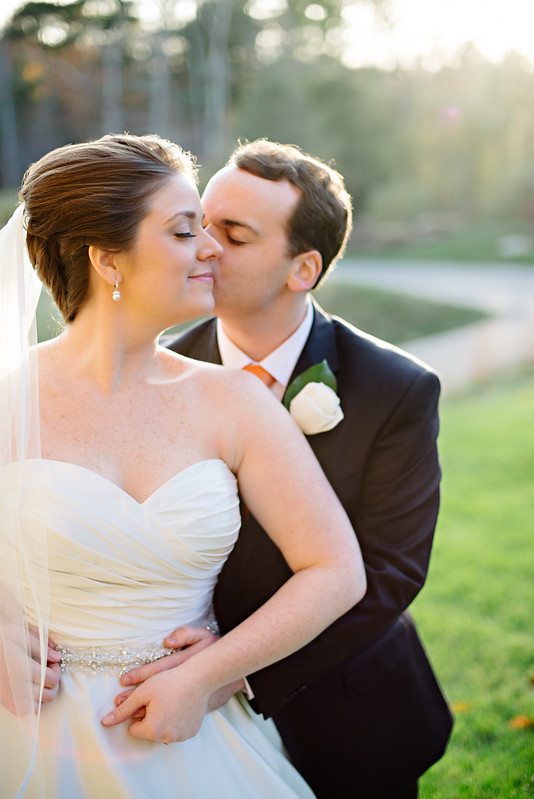 Lovely Fall Wedding at Black Rock Country Club