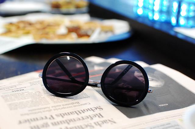 FCVIE 14 Neustarter Brille