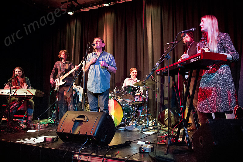 Mike Heron and Trembling Bells