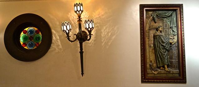 columbia restaurant tampa - spanish art collection