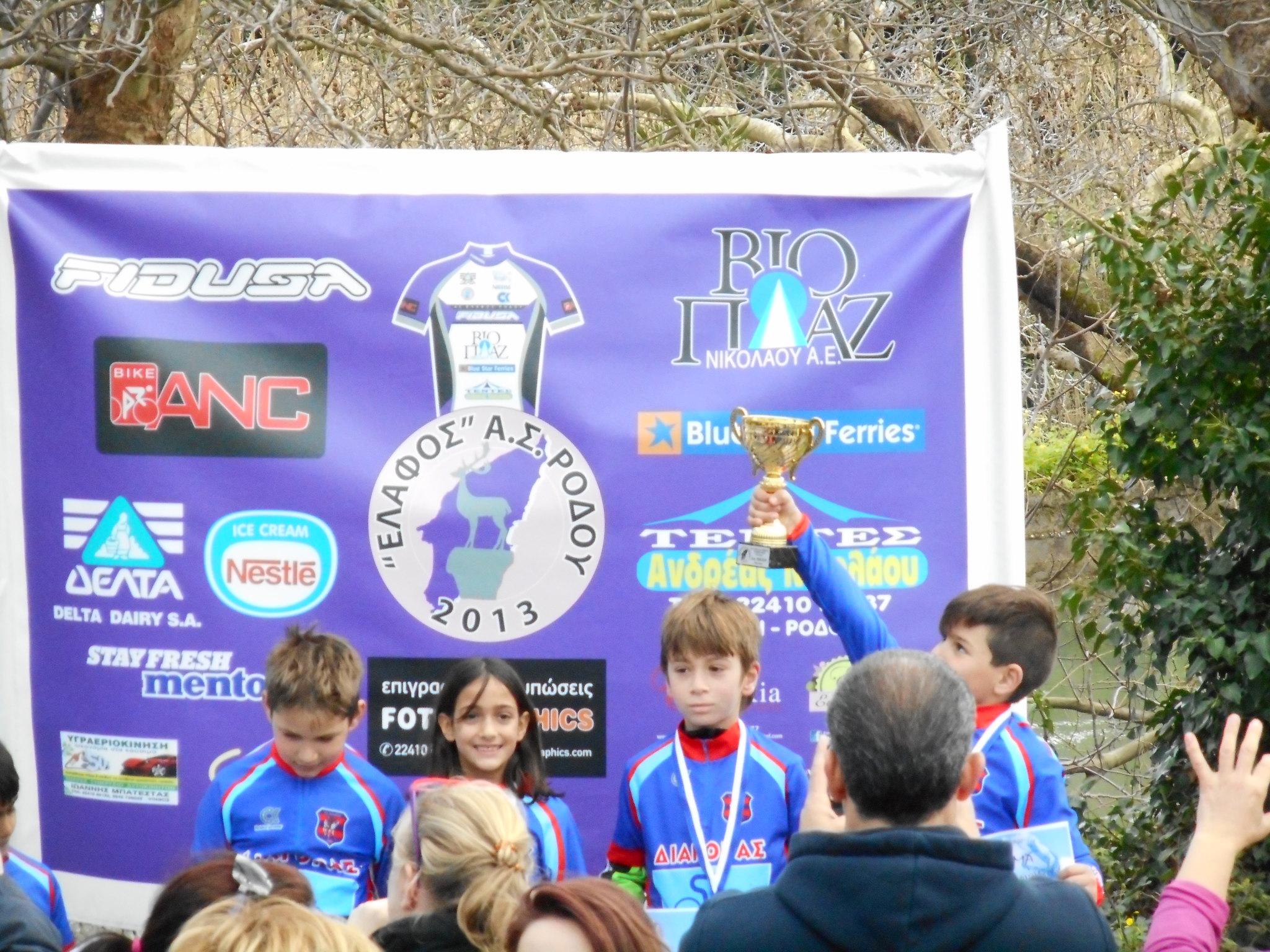 Α.Σ.Ρ Έλαφος - 3ο Κύπελλο Mountain Bike Ψίνθος (2015)