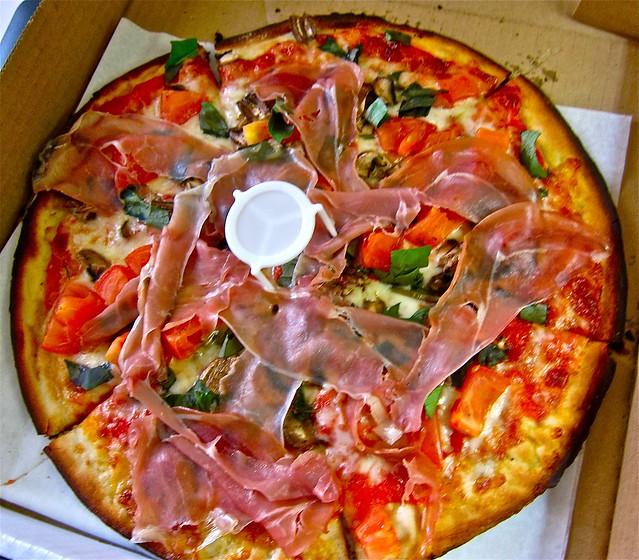 my gluten-free pizza