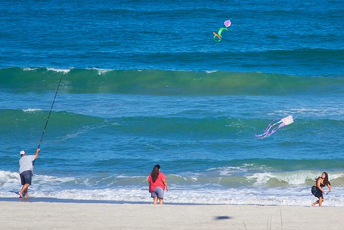 ocean kite beach fishing surf florida indialantic