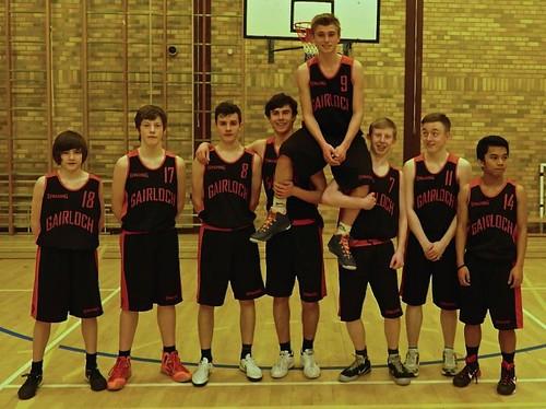 Senior Basketball vs. Invergordon