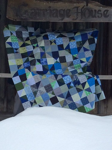 Quilt top for Siblings Together