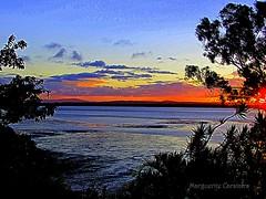 Sunset Russell Island