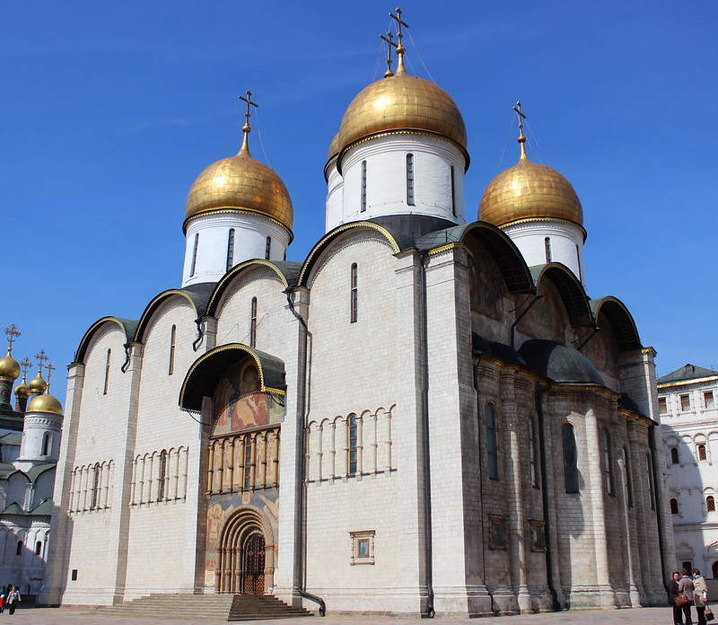 Photo of Dormition Cathedral in Moscow