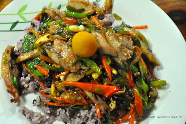 Mixed Rice at Yoghurt House Sagada