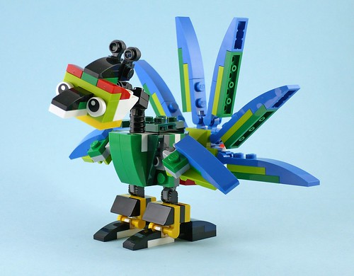 LEGO Creator 31031 Rainforest Animals 42