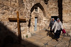 Pilgrims, Jerusalem