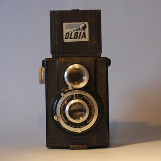 Olbia Type VI Olbia with Olbia Anastigmat in Gitzo 400 shutter  2
