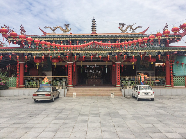 Puh Toh Tze Temple,