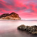 unforgettable sunset by Paco Conesa