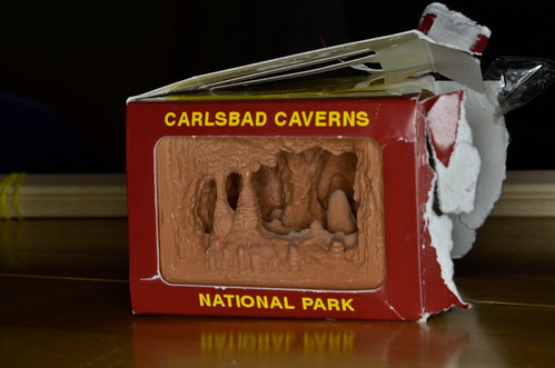 Carlsbad Caverns - Step 1 - Destroy Cardboard Box