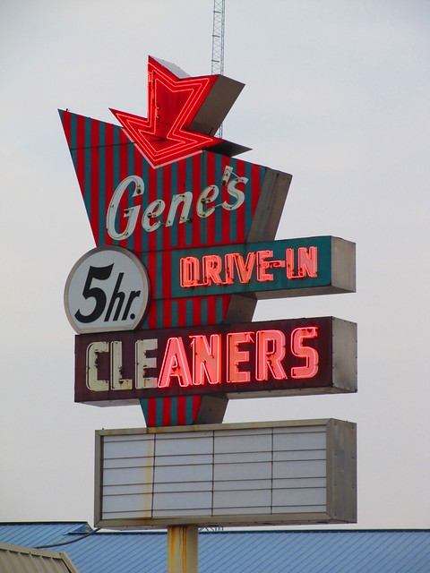 Gene's Drive In Cleaners
