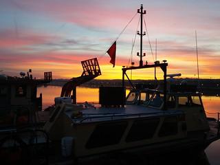 Sunrise on the Anacostia