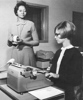 Marian Catholic High School  Mrs Artis Carhee, Typing Instructor 1967 Chicago Hts, Ill