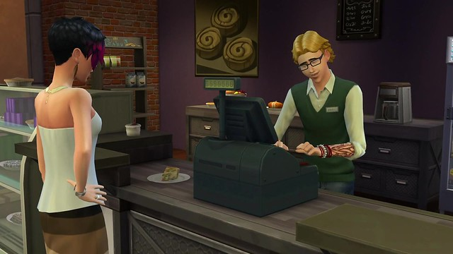 The Sims 4 Get to Work- Official Scientist Gameplay Trailer 3156